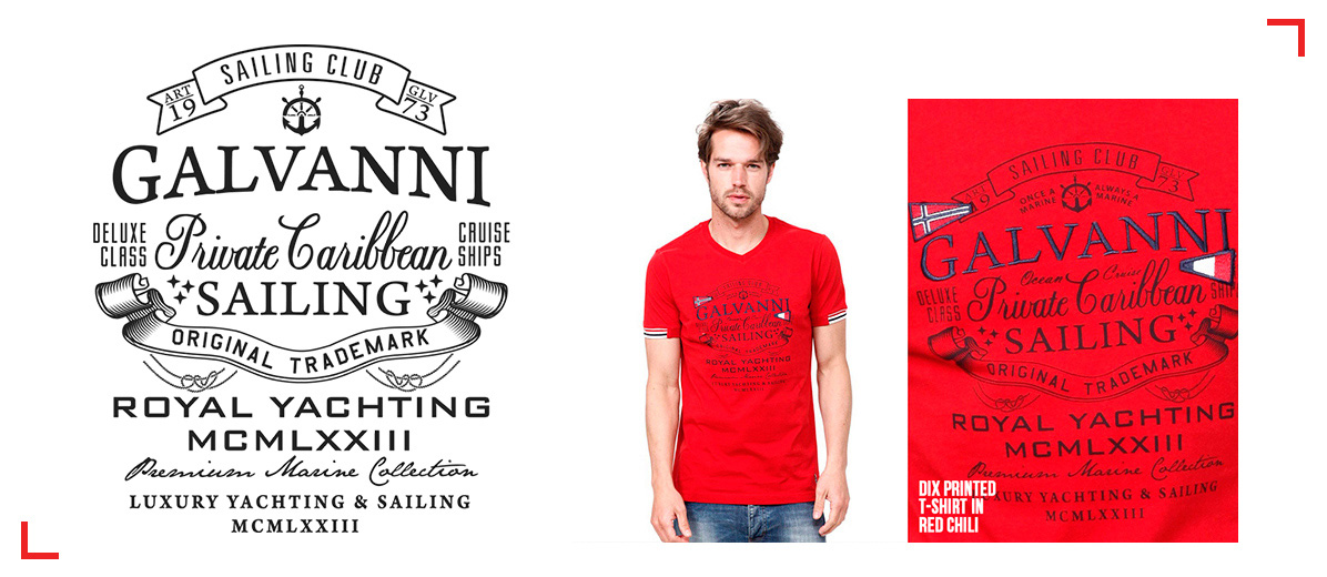 Burgeni Tekstil Tasarım ve Marka Ajansı Galvanni